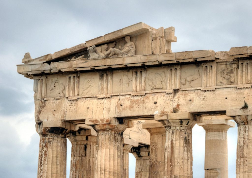 Canva – Athens, Acropolis, Ancient History, Ruins